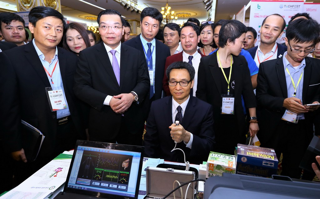 Vietnam launches government website for startups