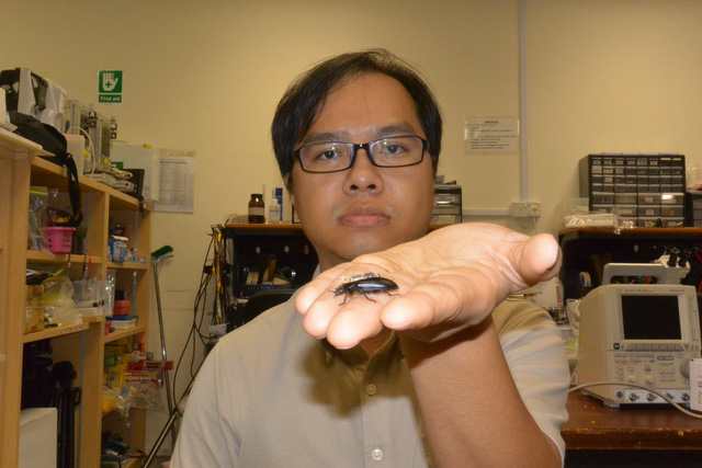 Research group, including Vietnamese, makes world's smallest 'living robot'