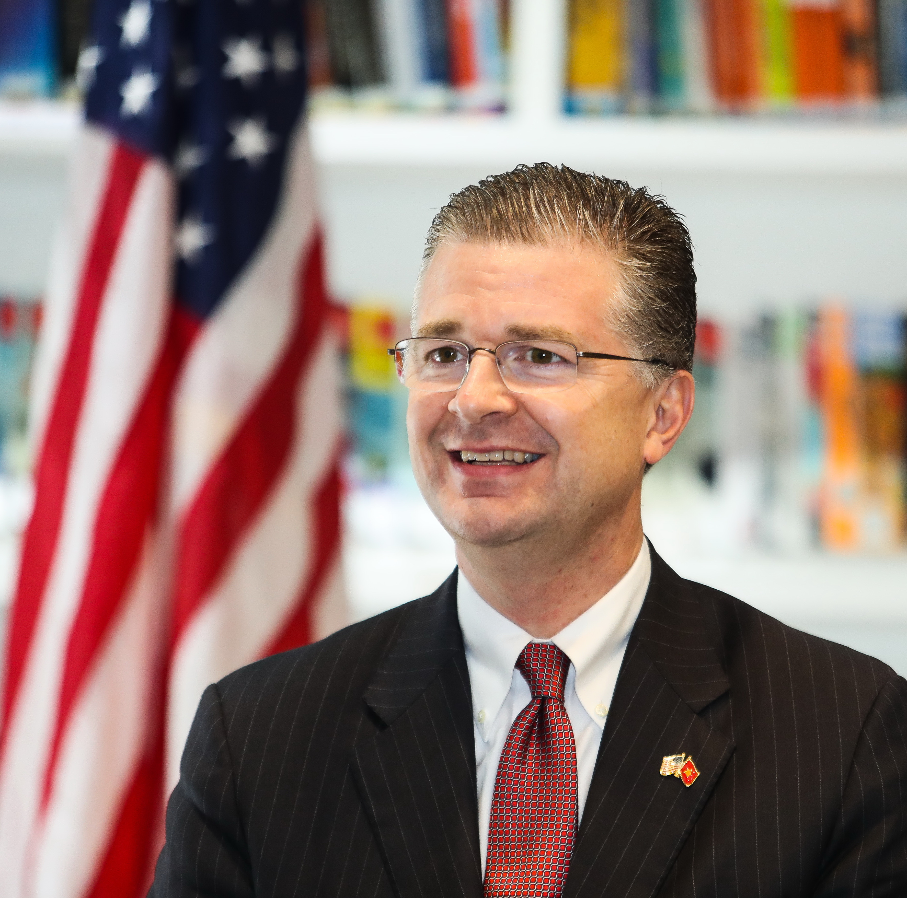 Exclusive interview: US ambassador on cooperation, trade, aircraft carrier visit to Vietnam