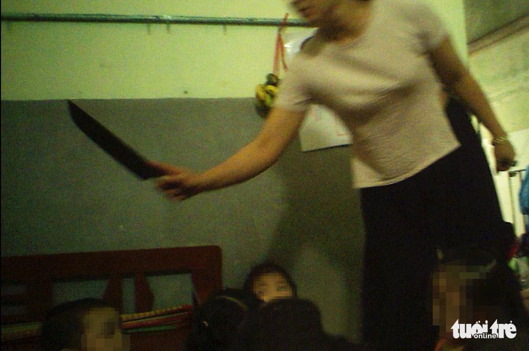 Children brutally beaten at Ho Chi Minh City childcare center