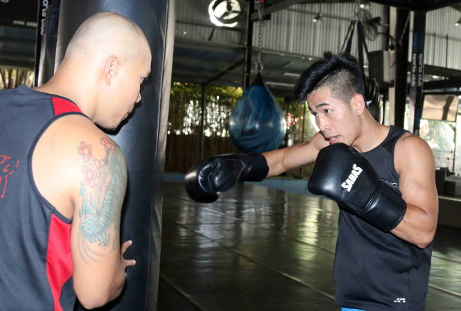 Vietnamese boxer seeks glory, recognition in international arena