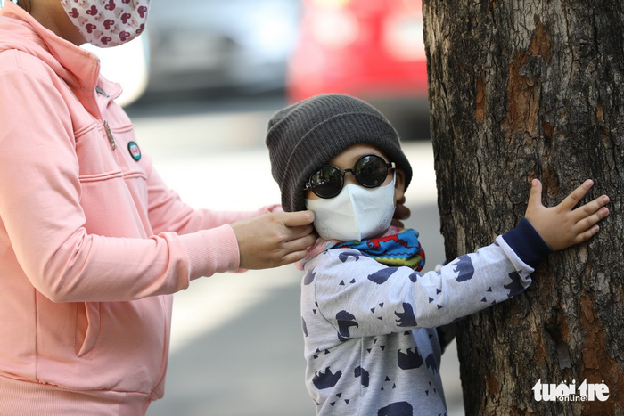 ​Southern Vietnam enters coldest time of year