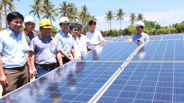Vietnam's TTC to launch three solar projects in first half 2018