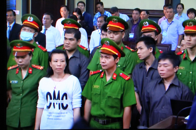 Vietnam tries plotters of Tan Son Nhat bomb attack for terrorism