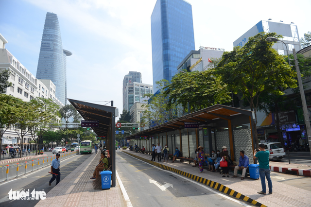 New bus station opens in downtown Ho Chi Minh City