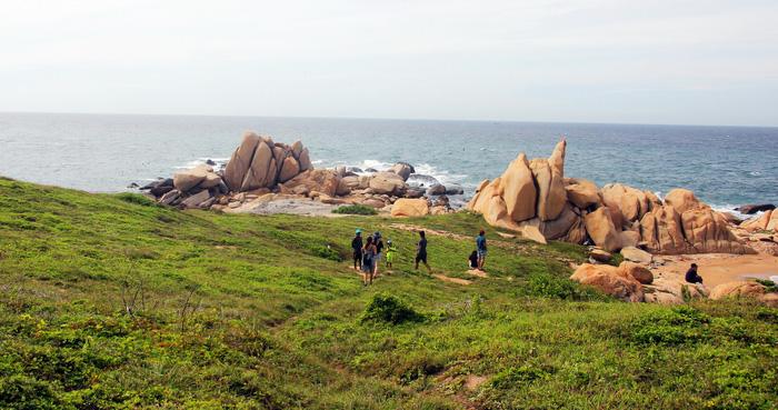 A perfect retreat! Photo: Tuoi Tre