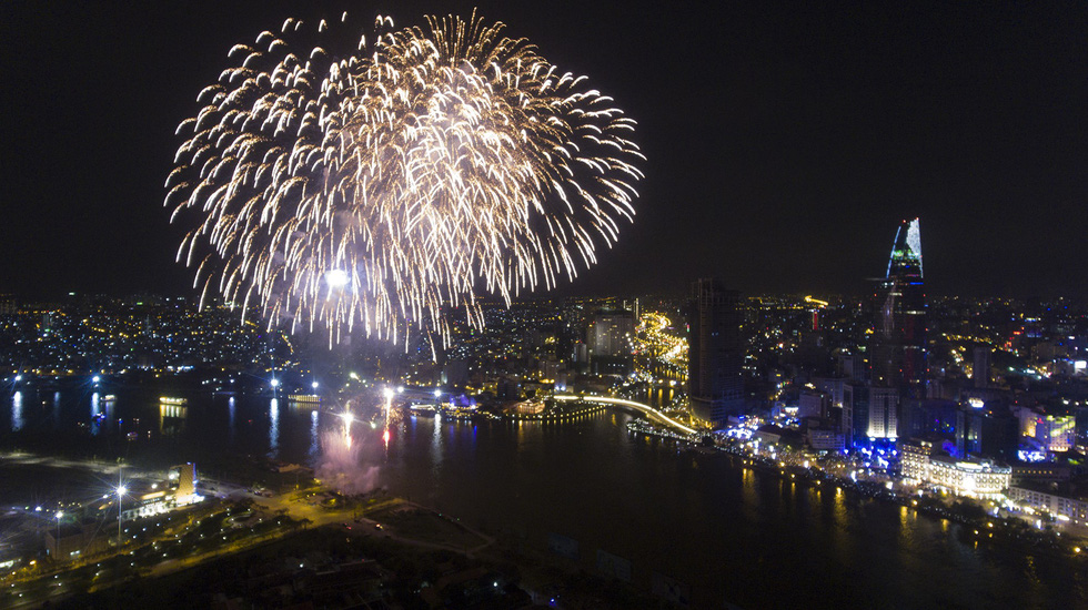 Happy New Year from Vietnam!