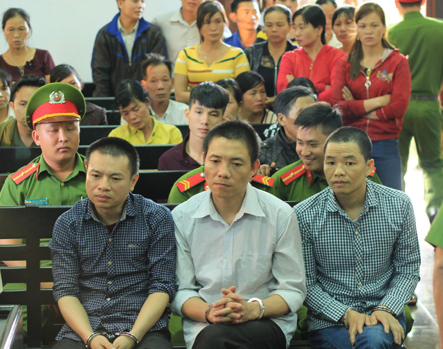 Vietnam farmers get death, long jail terms for murder in deadly land row