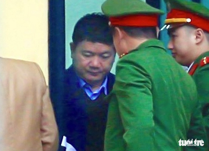 Vietnam tries former Politburo member for misconduct at state-owned petrol group