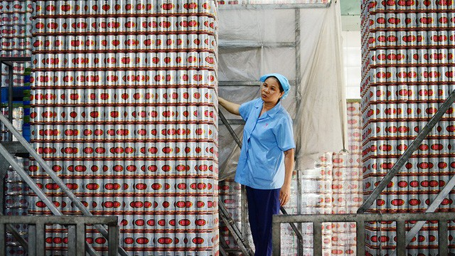 Thai owner targets sale of 2bn liters of Vietnam's Sabeco beer following acquisition