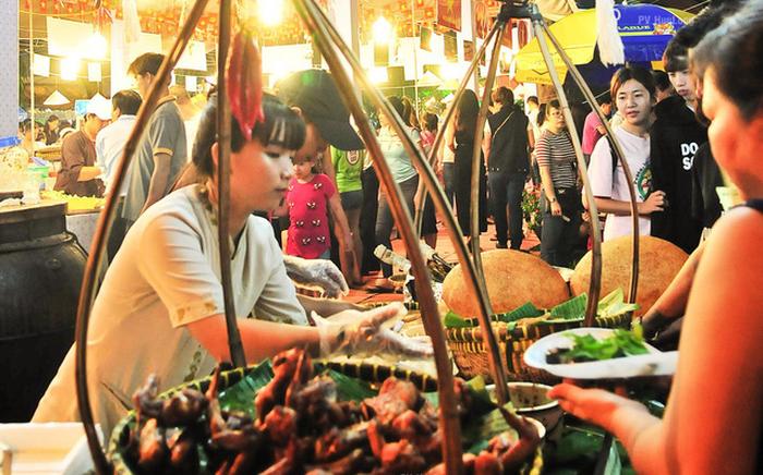 Ho Chi Minh City hosts int'l street food festival