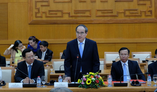 Ho Chi Minh City seeks further investment from EU