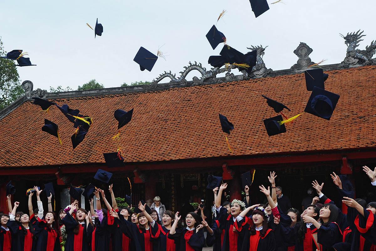 'Too hard for girls': IT student defies Vietnam's gender norms