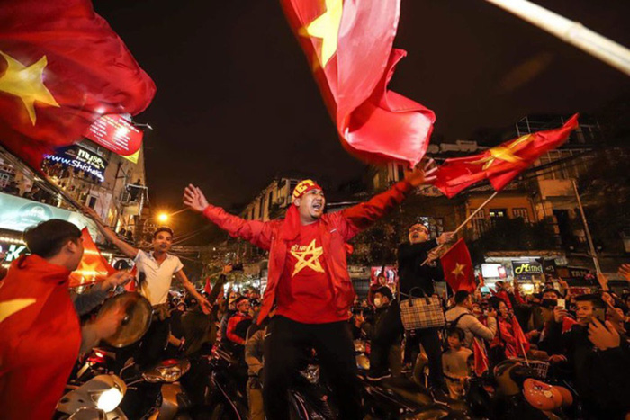 ​Why Vietnam football fans celebrate Asian Cup semi like a World Cup win