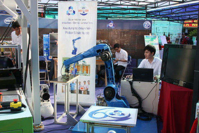 Leading Vietnamese university aims at forming entrepreneurial hub in Ho Chi Minh City