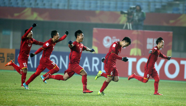 Vietnamese premier congratulates players on AFC U23 epic