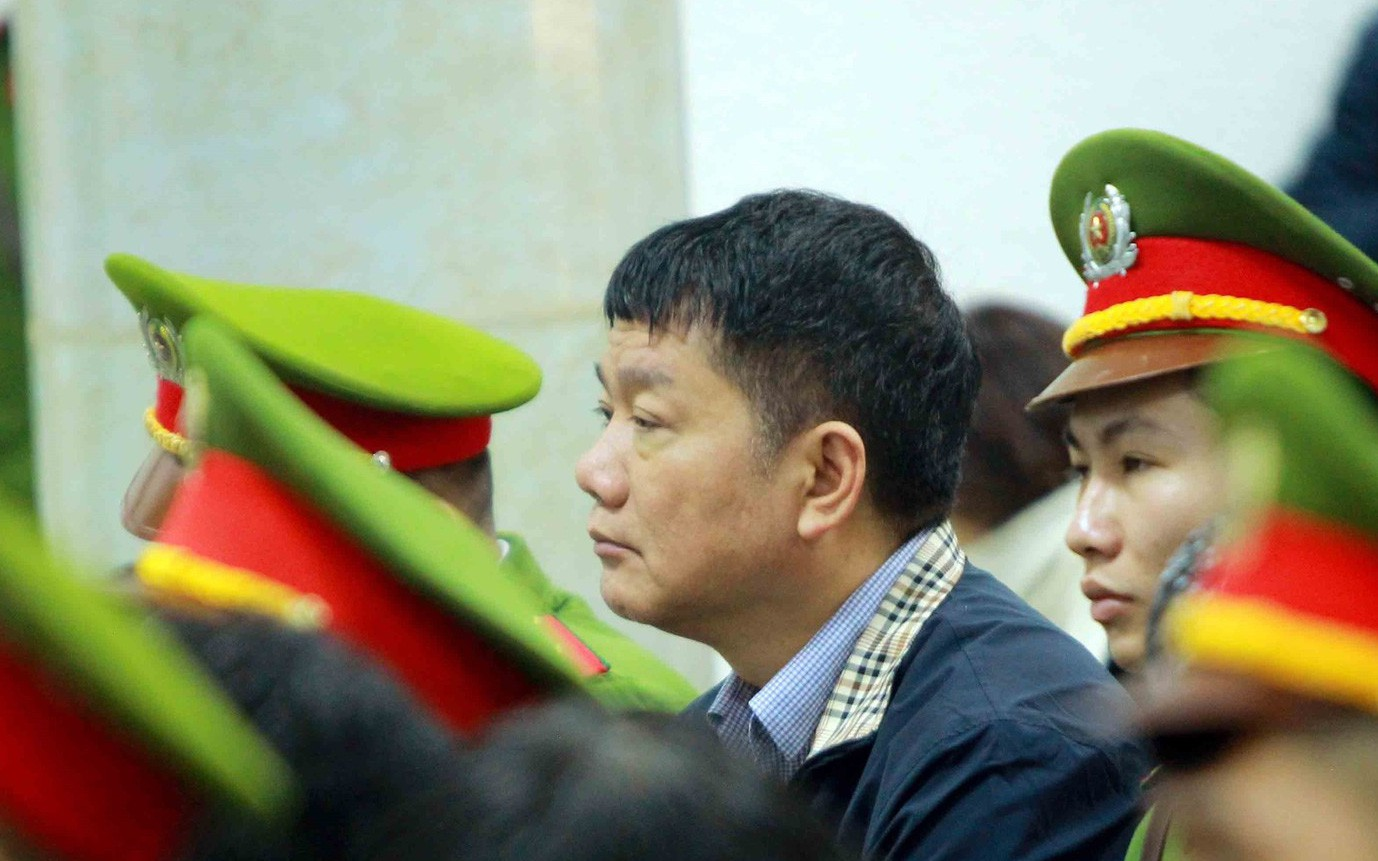 Former Politburo member sentenced to 13-year prison term for misconduct at PetroVietnam