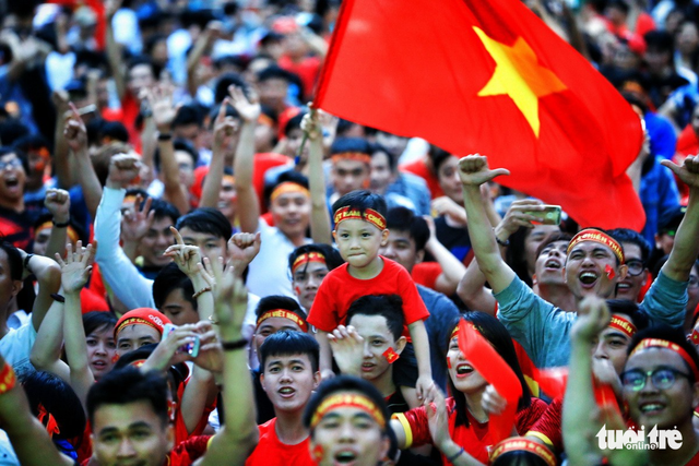 Dispatch giving Vietnam students afternoon off to watch AFC U23 final a fake: ministry