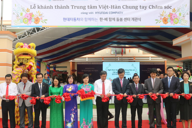 Center for Vietnamese-Korean marriage support opens in southern Vietnam
