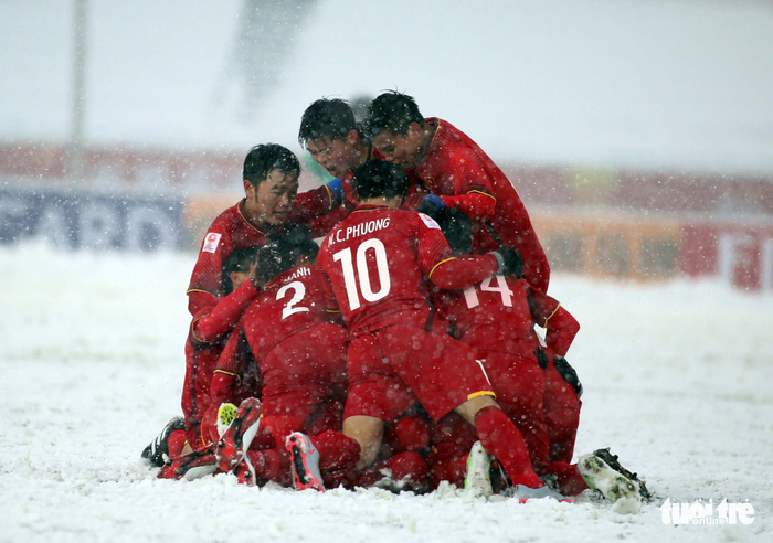 Vietnam's fairy tale at AFC U23 journey to be adapted for the big screen