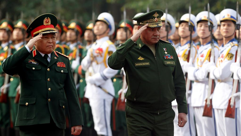 'Like-minded partner' or 'old friend': Can Vietnam avoid getting caught between US and Russia?