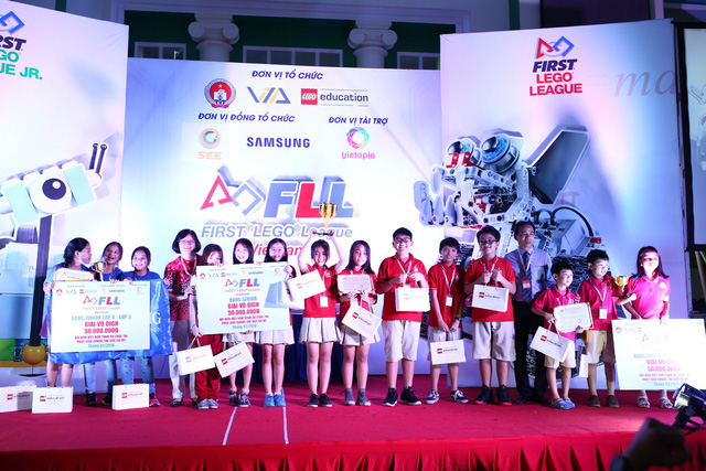 Teenagers from major Vietnamese cities to join international tech contest