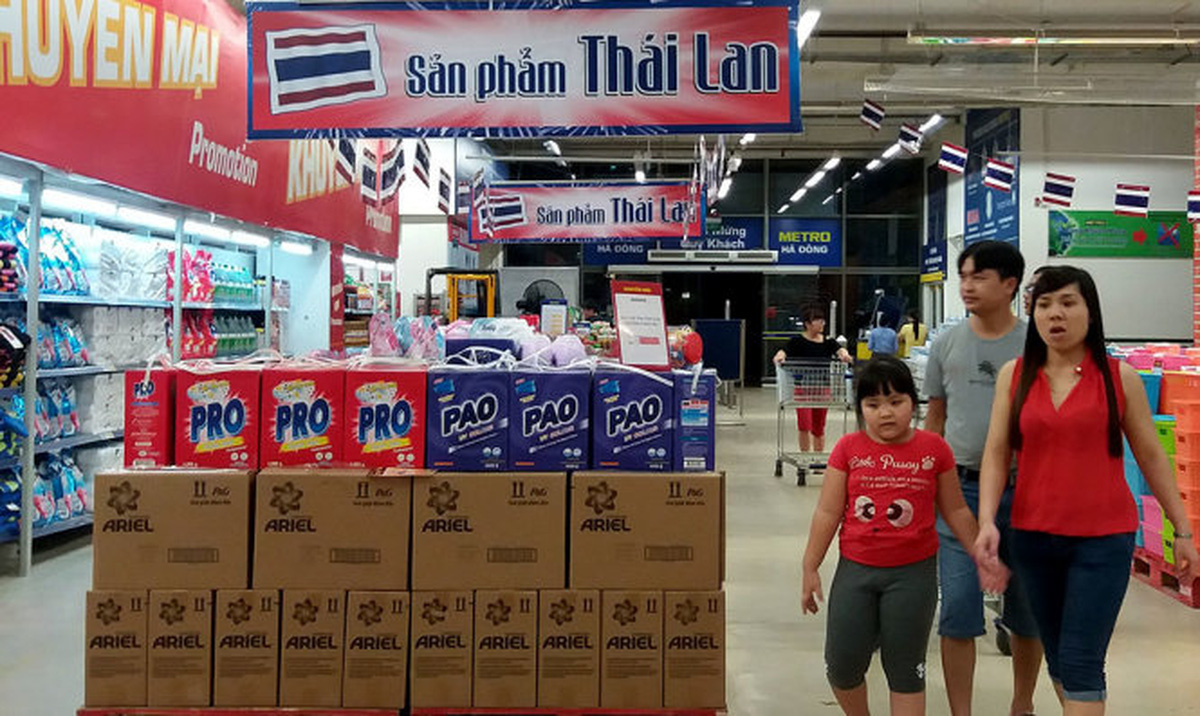 Japan, Korea, Thailand oust China as Vietnamese consumers' favorite foreign brands