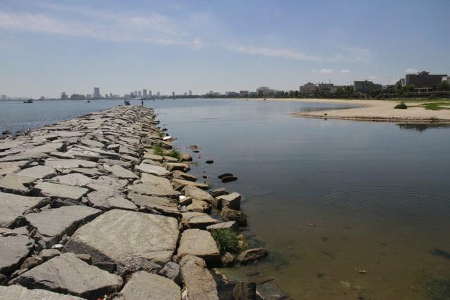 Beach widening proposed in Da Nang