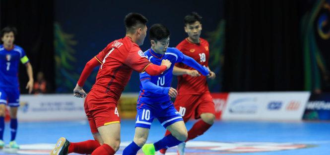 Vietnam beat Taiwan to reach AFC Futsal Championship quarterfinals