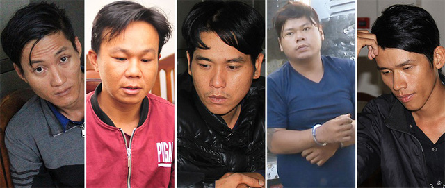 Ring busted for Da Lat-Saigon motorbike thefts