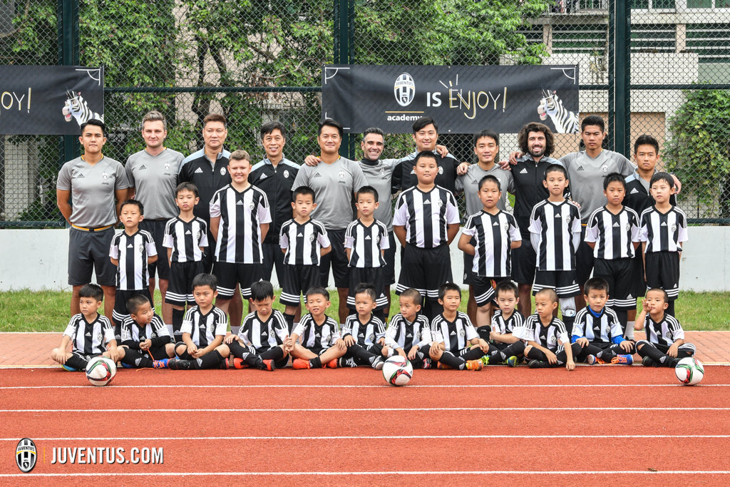 Juventus F.C. to open football academy in Ho Chi Minh City