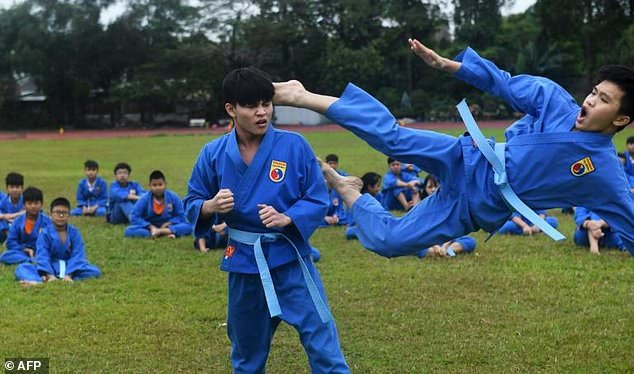 Kicking gaming addiction with Vietnam's martial art
