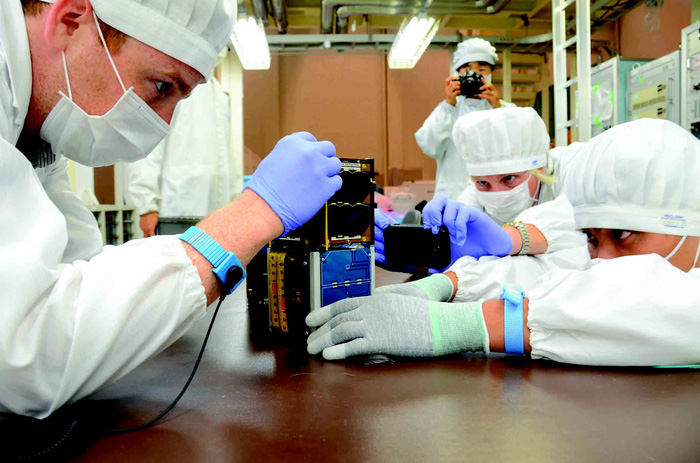 Vietnam's MicroDragon satellite ready to launch this year