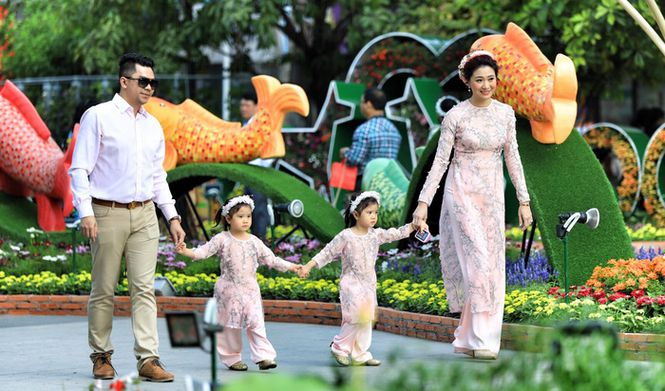 Tet is the time for family, friends in Vietnam