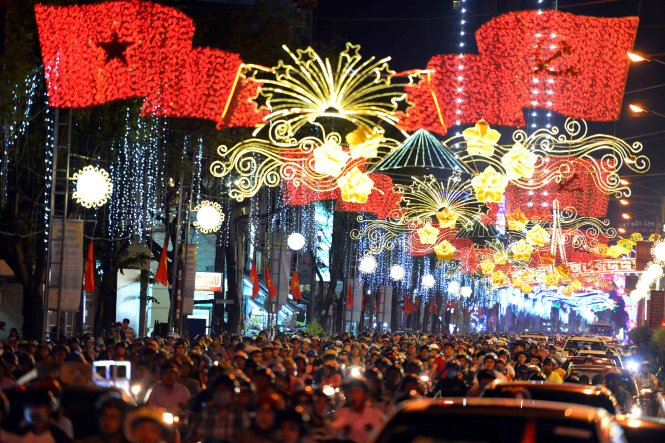 Say hello to Lunar New Year's Eve in Vietnam