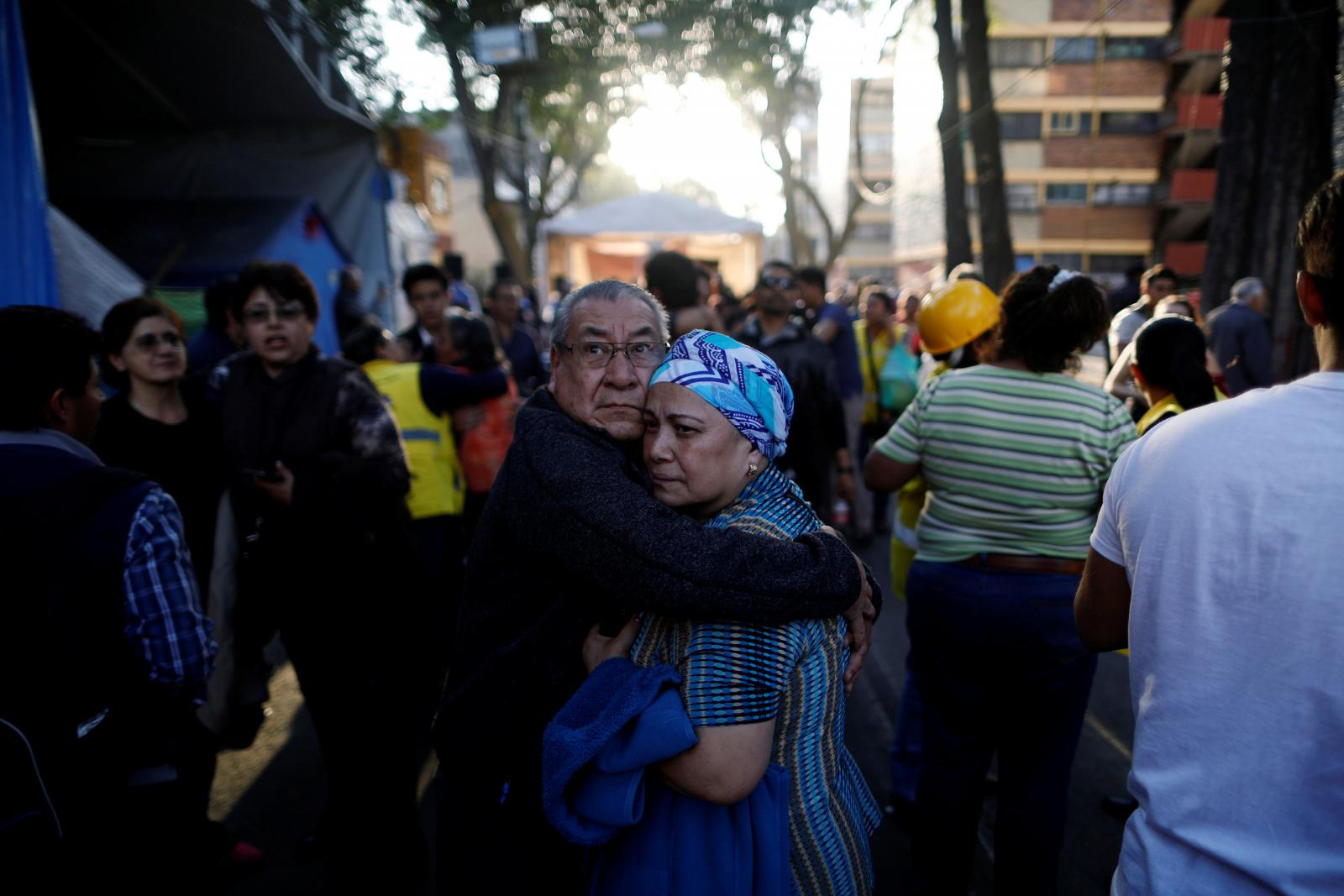 Powerful 7.2 quake rocks buildings in Mexico, minor damage reported