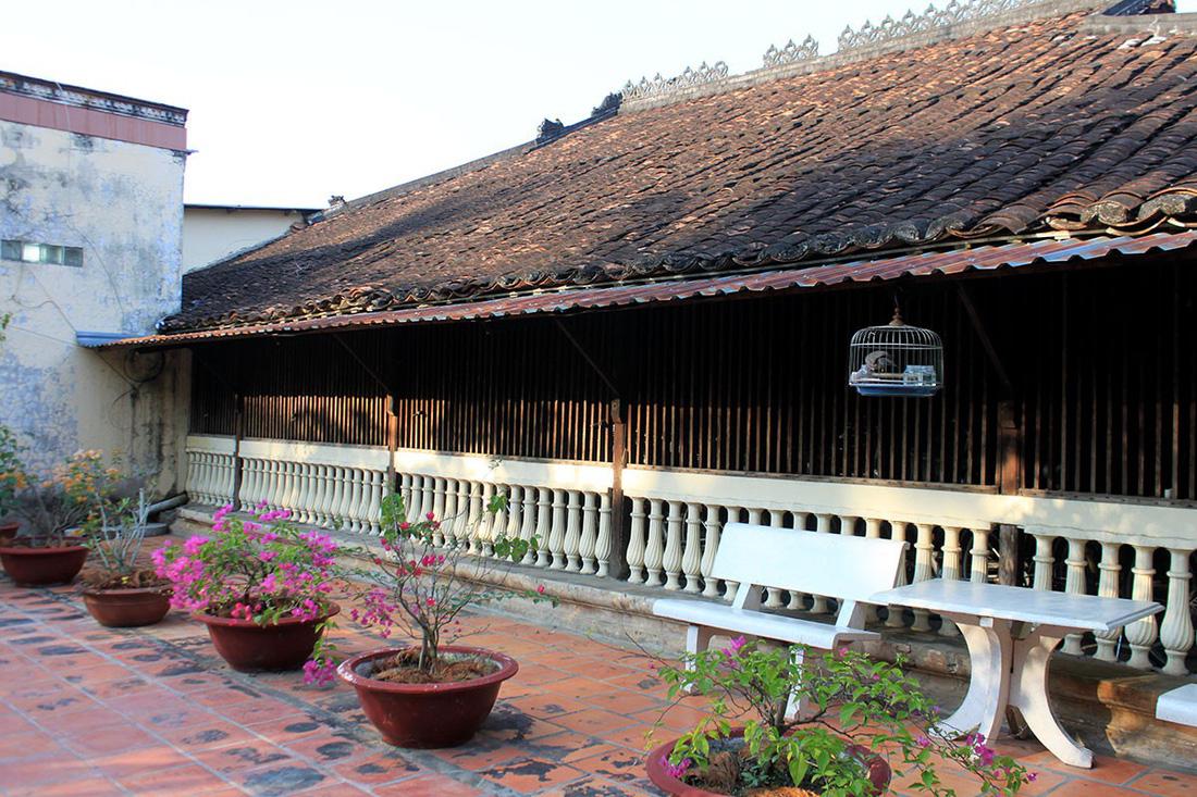 Mr. Vo's ancient house. Photo: Tuoi Tre