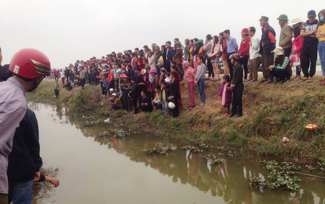 'Holy' fish draws hundreds in north-central Vietnam