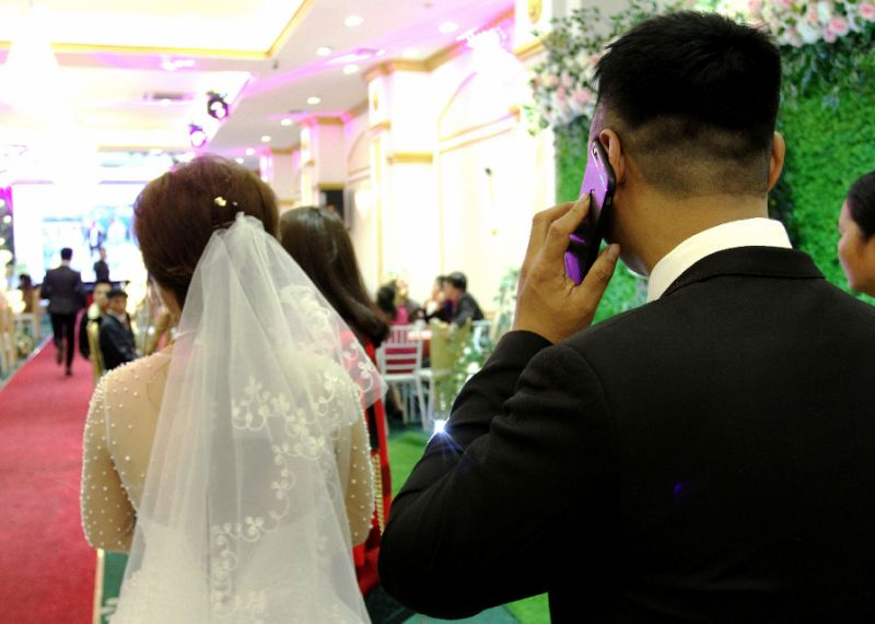 ​Something borrowed: grooms and guests for hire in Vietnam