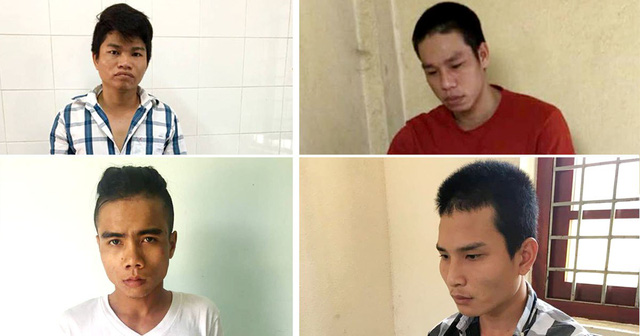 Vietnamese men arrested for burgling houses to steal motorcycles