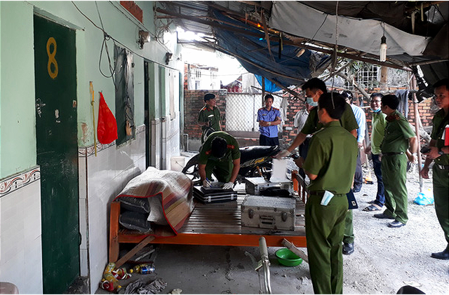 Four seriously injured after septic tank explosion in apartment in Vietnam