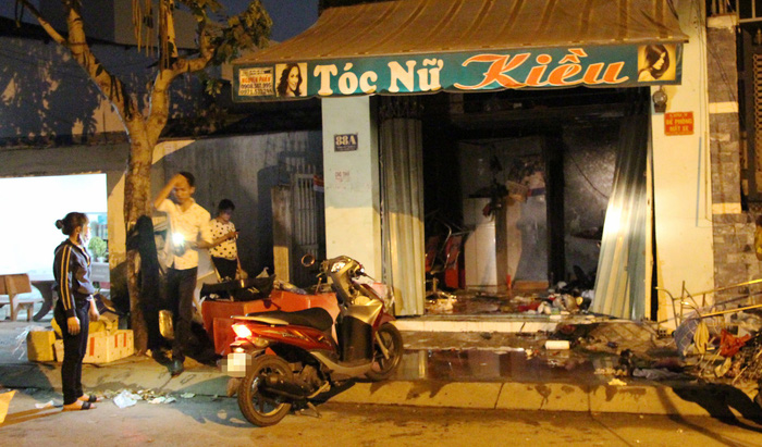 Two dead in hair salon fire in Ho Chi Minh City