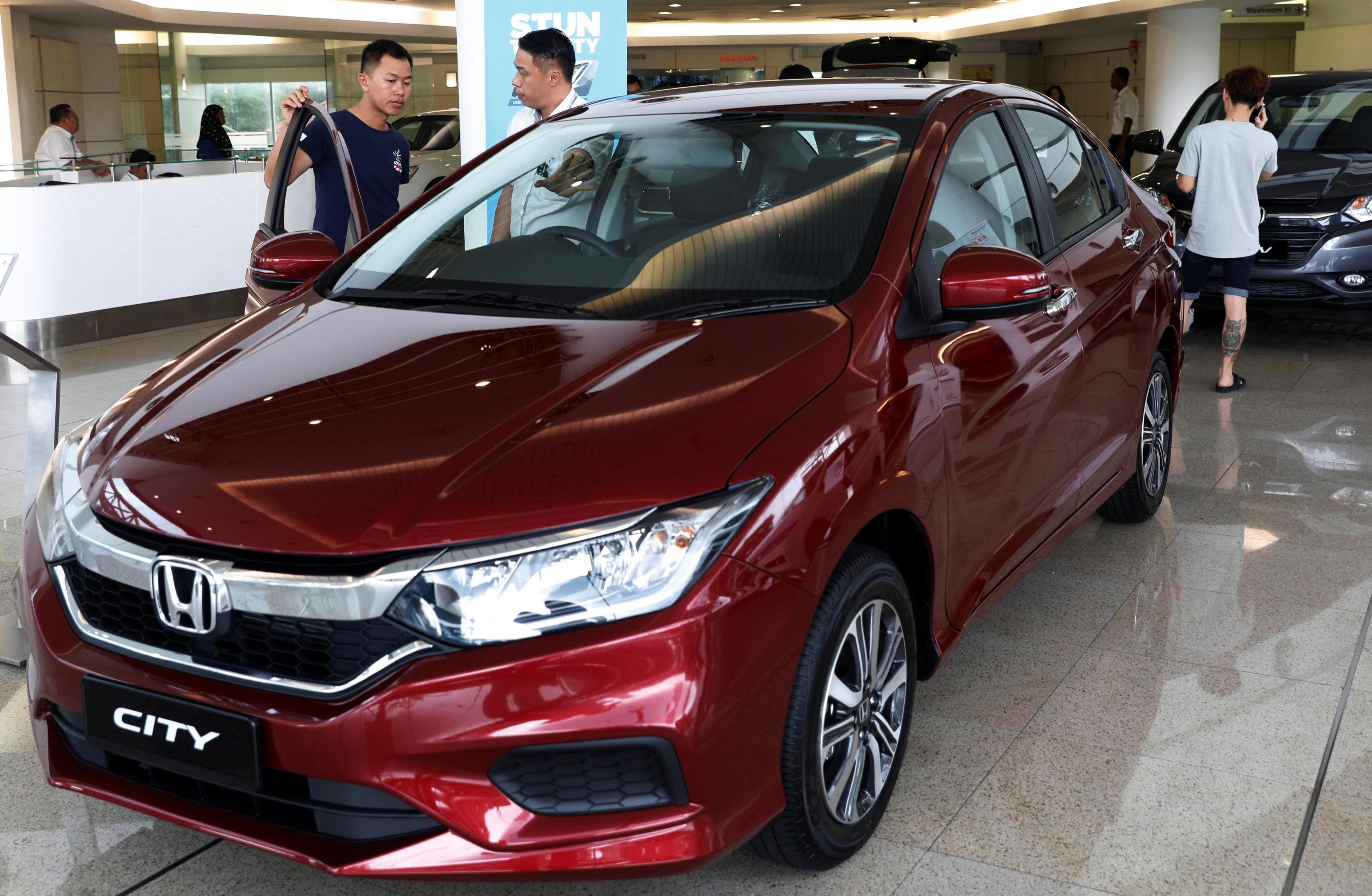Honda, Suzuki recall thousands of vehicles in Vietnam