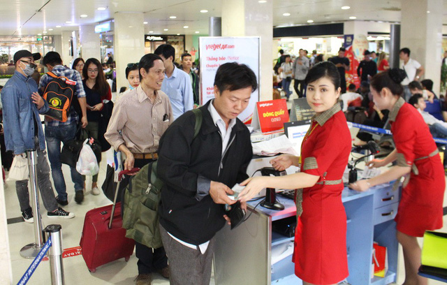 Chinese woman makes fake bomb threat at northern Vietnamese airport