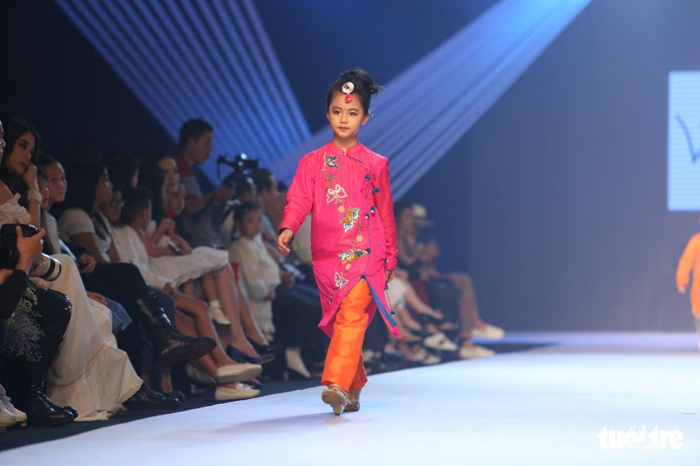 """Royale Petite"" from India. Photo: Tuoi Tre"