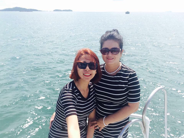 ​Daughter takes mother on trips throughout Vietnam
