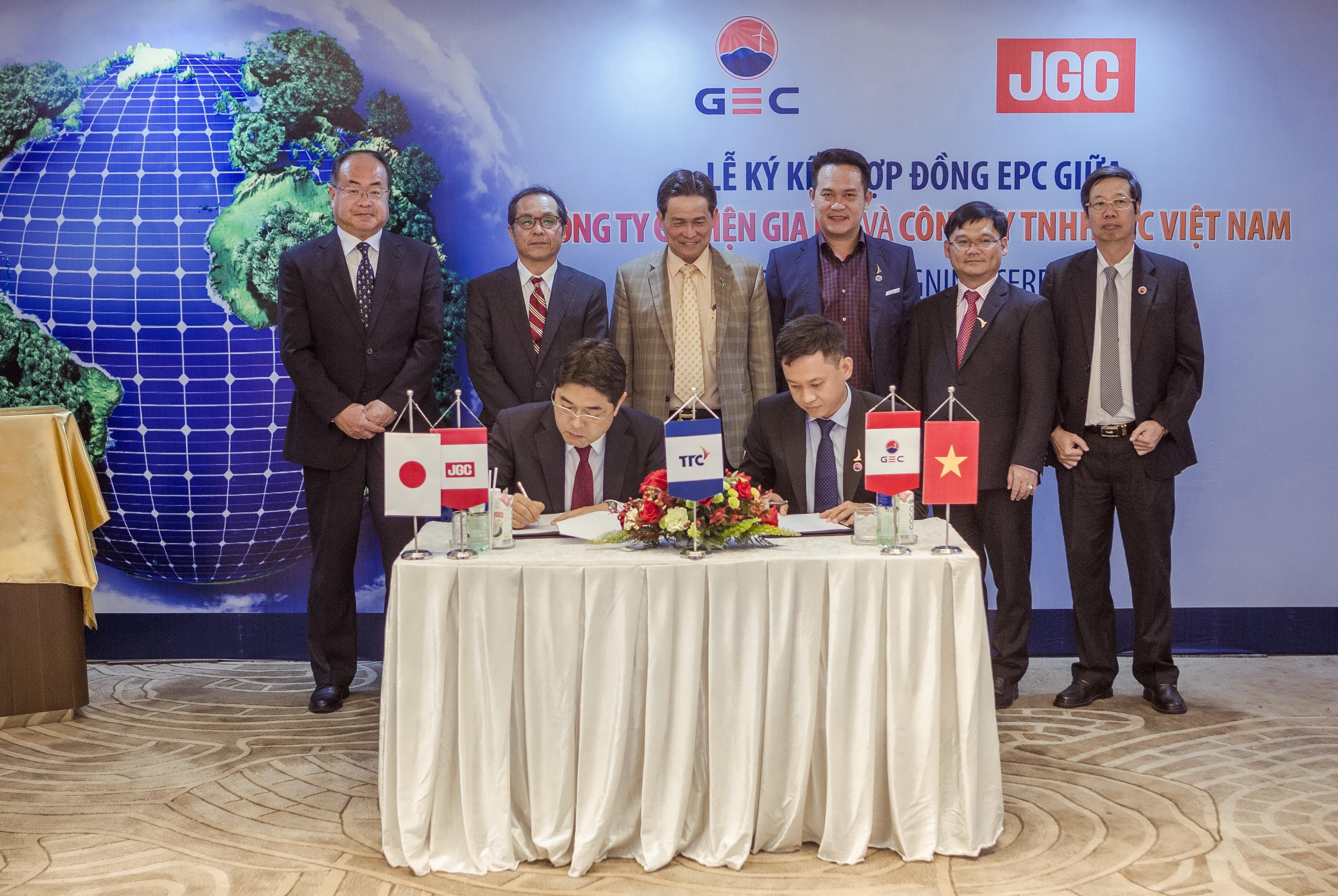 TTC energy segment inks EPCC contract with JGC Vietnam Co. Ltd.