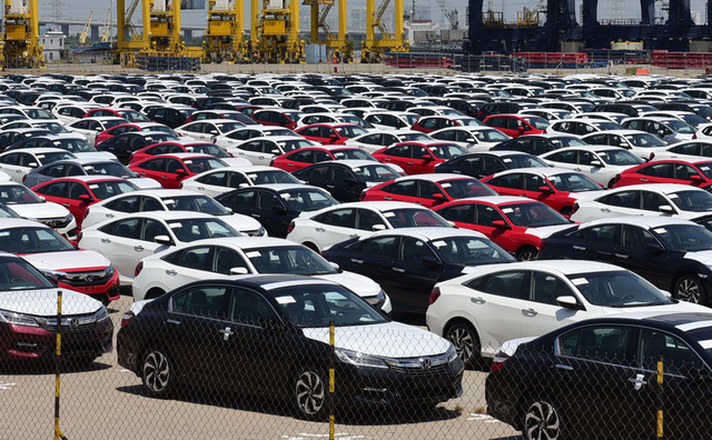 ​First tax-free automobiles imported into Vietnam, price reduction applied