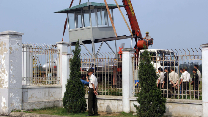 Inappropriate airport perimeter fencing poses threats to aviation security in Vietnam