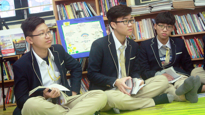 ​​Vietnam schools make reading a compulsory subject